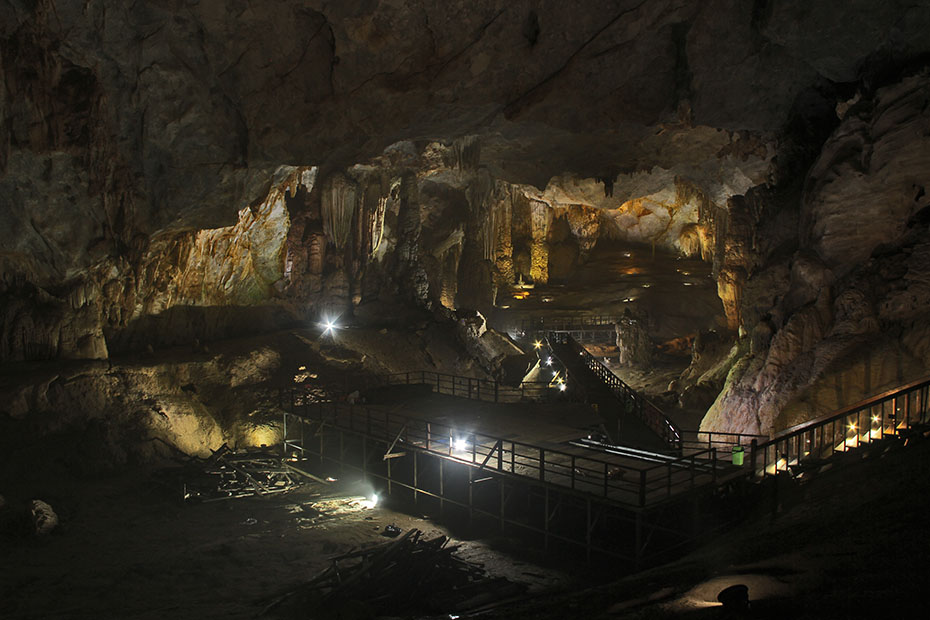 Paradise Cave, Phong Nha